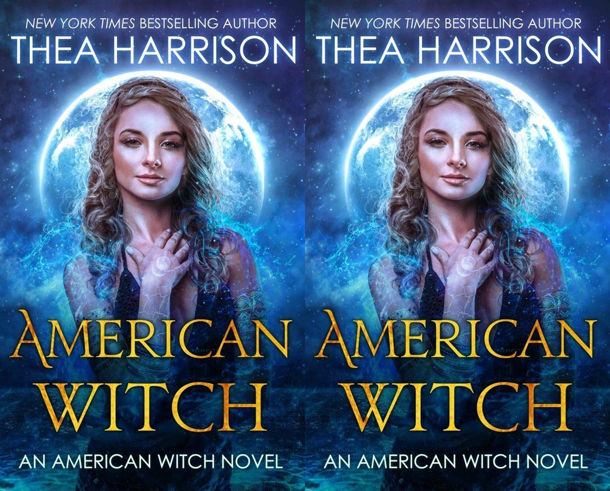 Romance For New Readers, cover of american witch by thea harrison, books