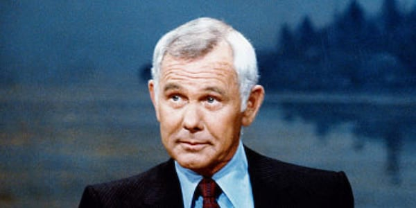 johnny carson, The Johnny Carson Show, 60s comedians