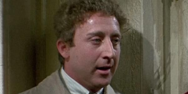 gene wilder, the producers, 60s comedians