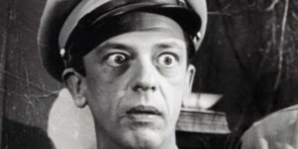 60s comedians, Don Knotts, The Andy Griffith Show