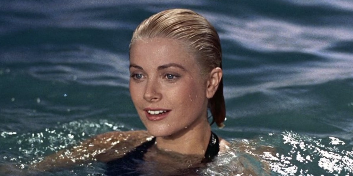 50s female icons, movies, grace kelly, to catch a thief