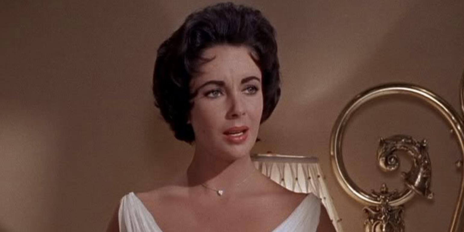 50s female icons, movies, elizabeth taylor, Cat on a Hot Tin Roof