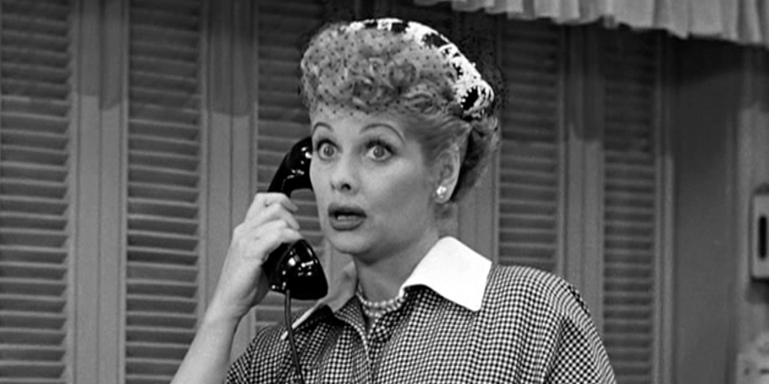 50s female icons, movies, lucille ball, I Love Lucy