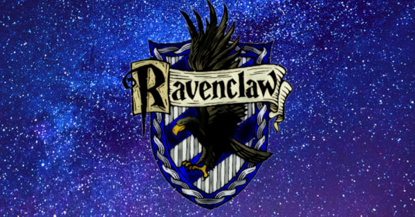 harry potter, hogwarts house, ravenclaw, crest