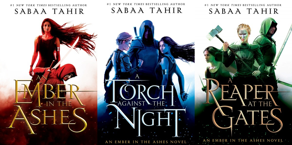 books like game of thrones, an ember in the ashes series by sabaa tahir, books