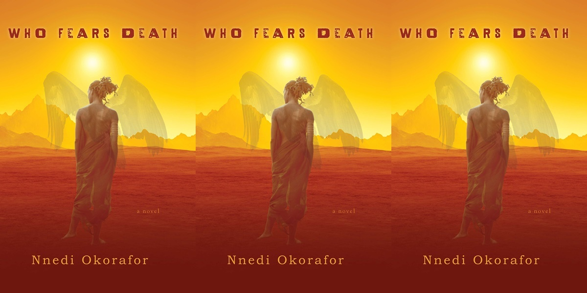 books like game of thrones, who fears death by nnedi okorafor, books