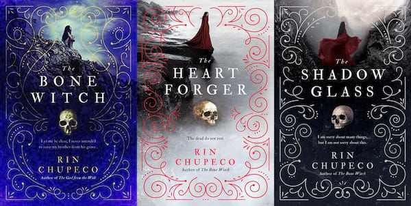 books like game of thrones, the bone witch series by rin chupeco, books