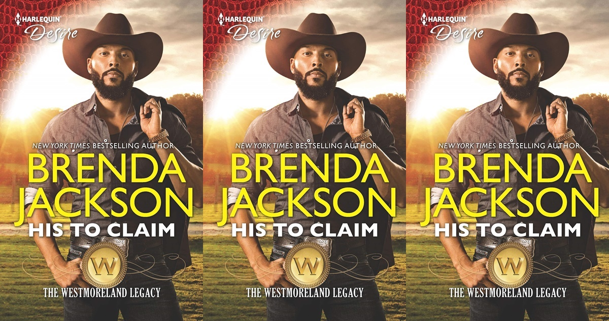 june romance releases, his to claim by brenda jackson, books