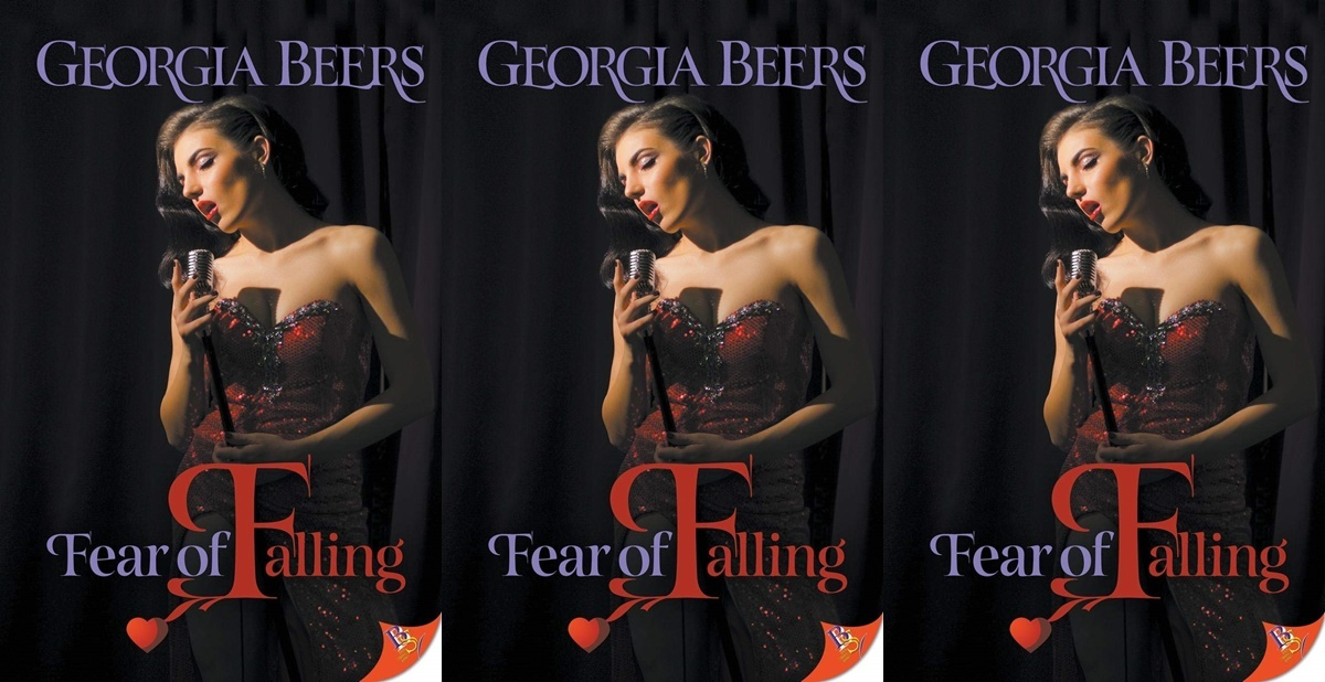 june romance releases, fear of falling by georgia beers, books