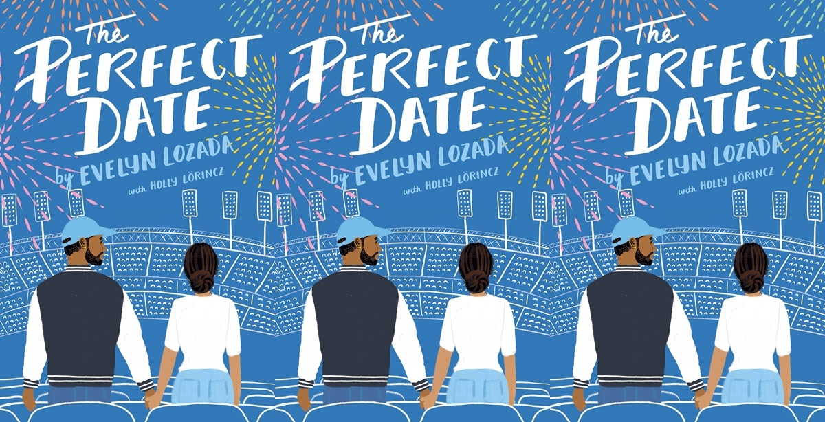 june romance releases, the perfect date by evelyn lozada and holly lorincz, books