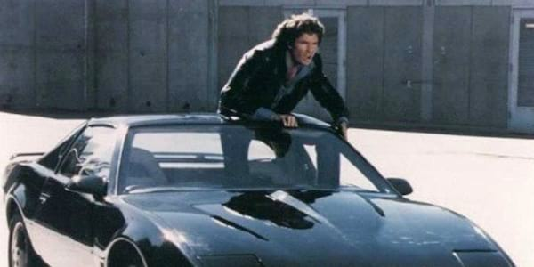Knight rider, tv, 80s action show
