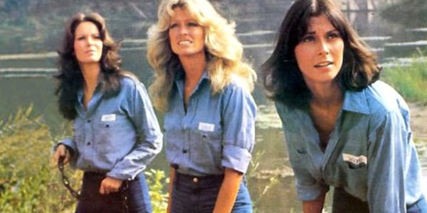 Charlie's Angels, tv, 80s action show