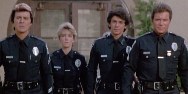 T.J. Hooker, tv, 80s action show