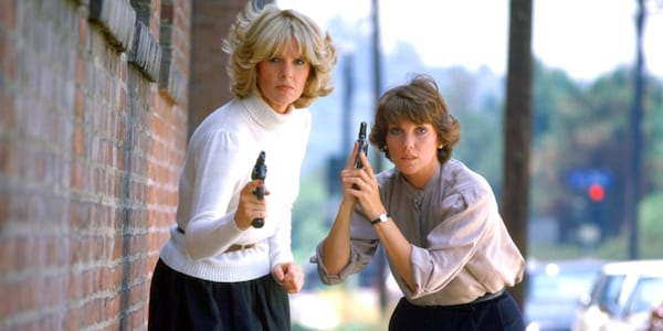 Cagney & Lacey, tv, 80s action show