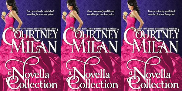 romance short story collections, a novella collection by courtney milan, books