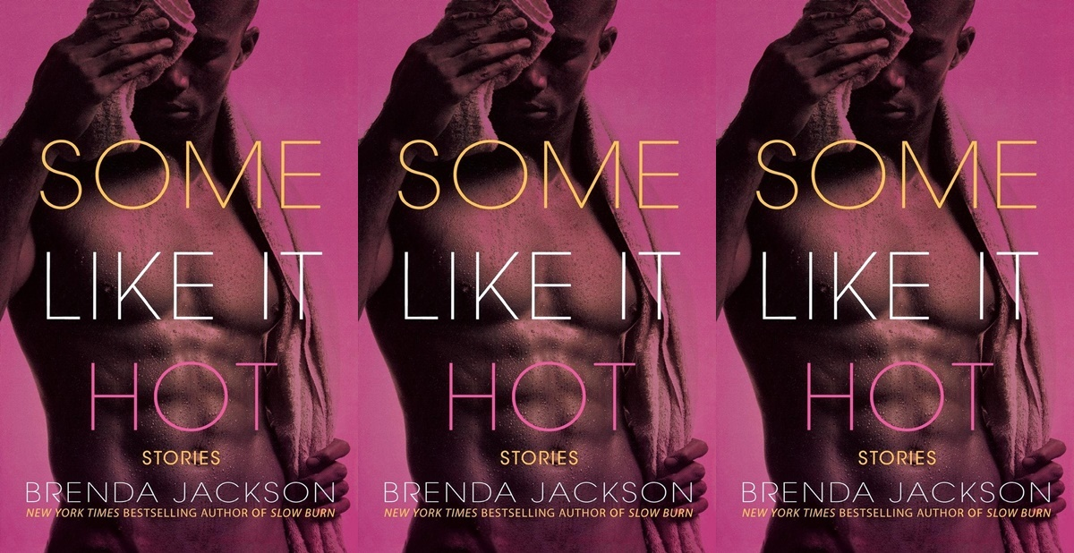 romance short story collections, some like it hot by brenda jackson, books