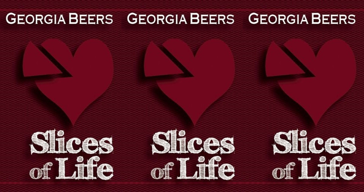 romance short story collections, slices of life by georgia beers, books