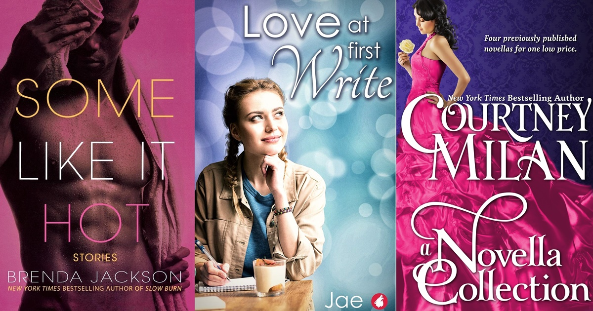 romance short story collections, books