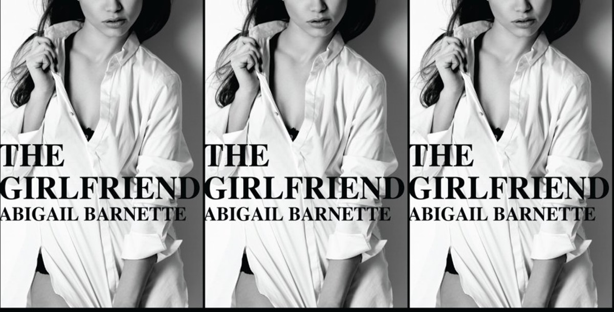 romance novels with abortion, the girlfriend by abigail barnette, books