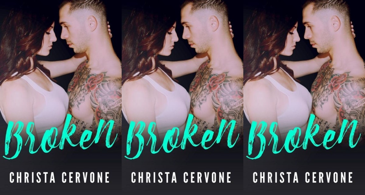 romance novels with abortions, broken by christa cervone, books