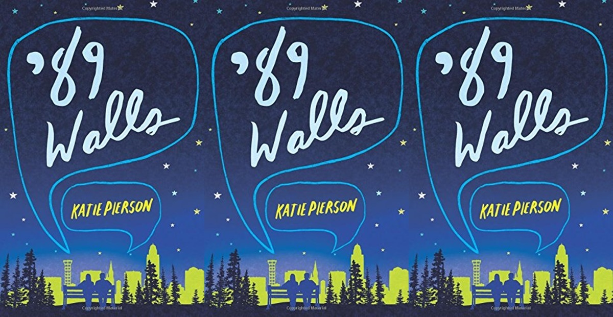 romance novels featuring abortions, '89 walls by katie pierson, books