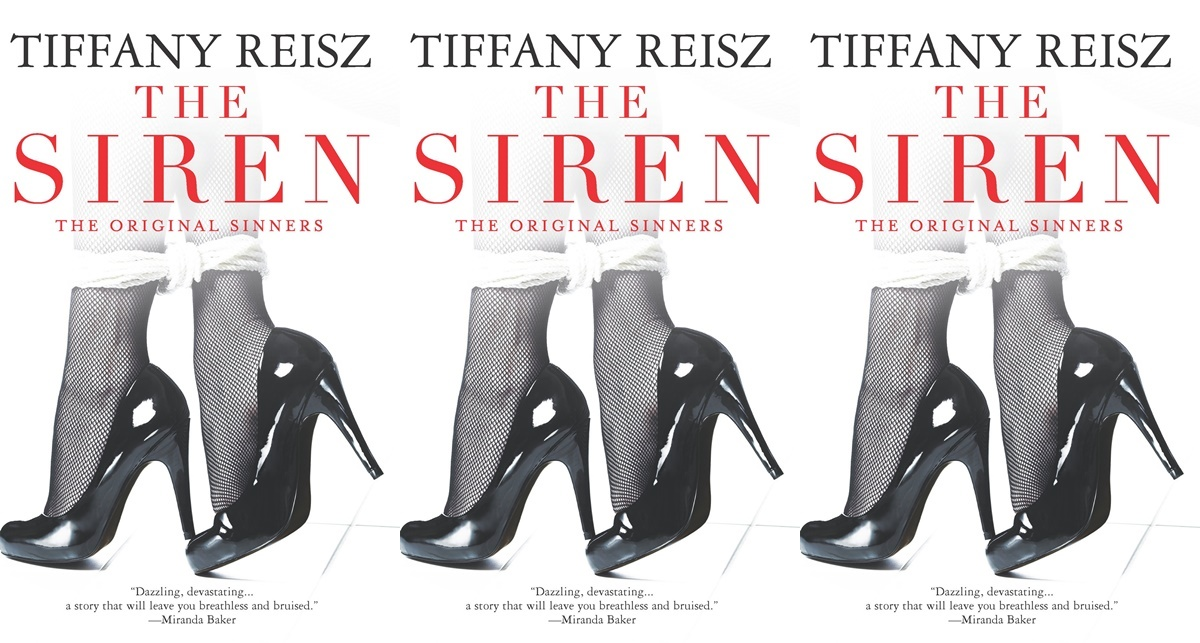 romance novels featuring abortions, the siren by tiffany reisz, books