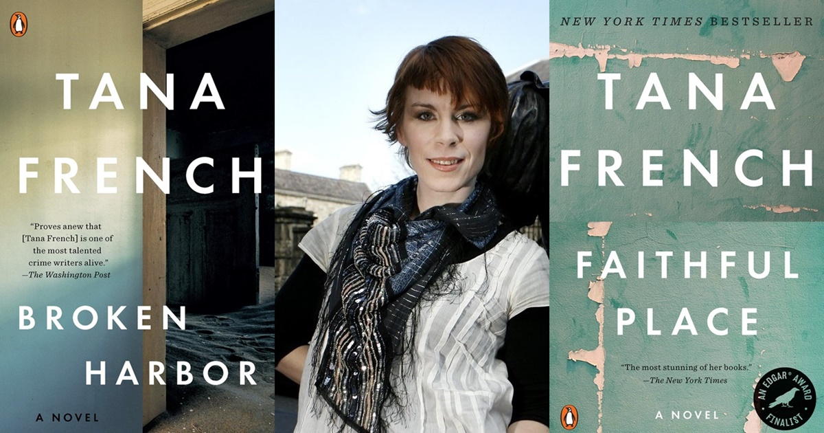 tana french's books in chronological order, books