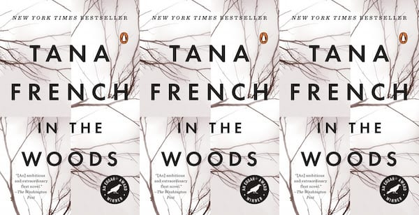 books, in the woods by tana french, tana french's books in chronological order
