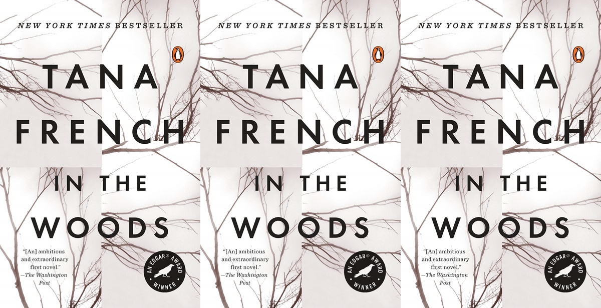 tana french's books in chronological order, in the woods by tana french, books