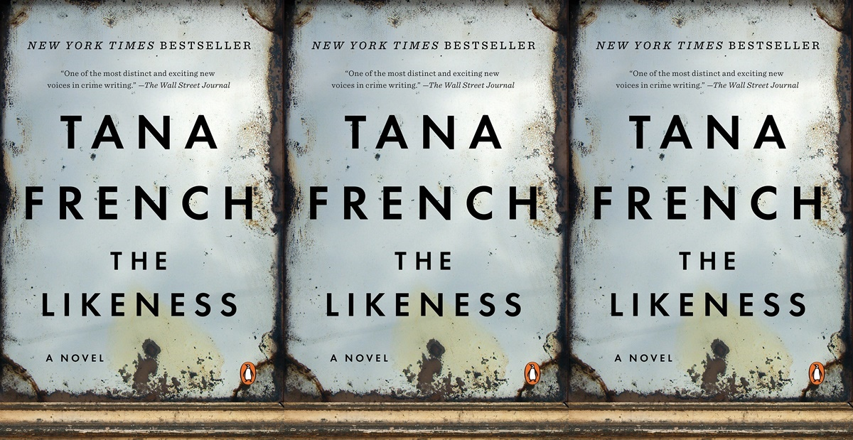 tana french's books in chronological order, the likeness by tana french, books