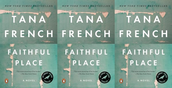 books, faithful place by tana french, tana french's books in chronological order