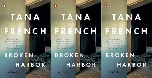 books, broken harbor by tana french, tana french's books in chronological order