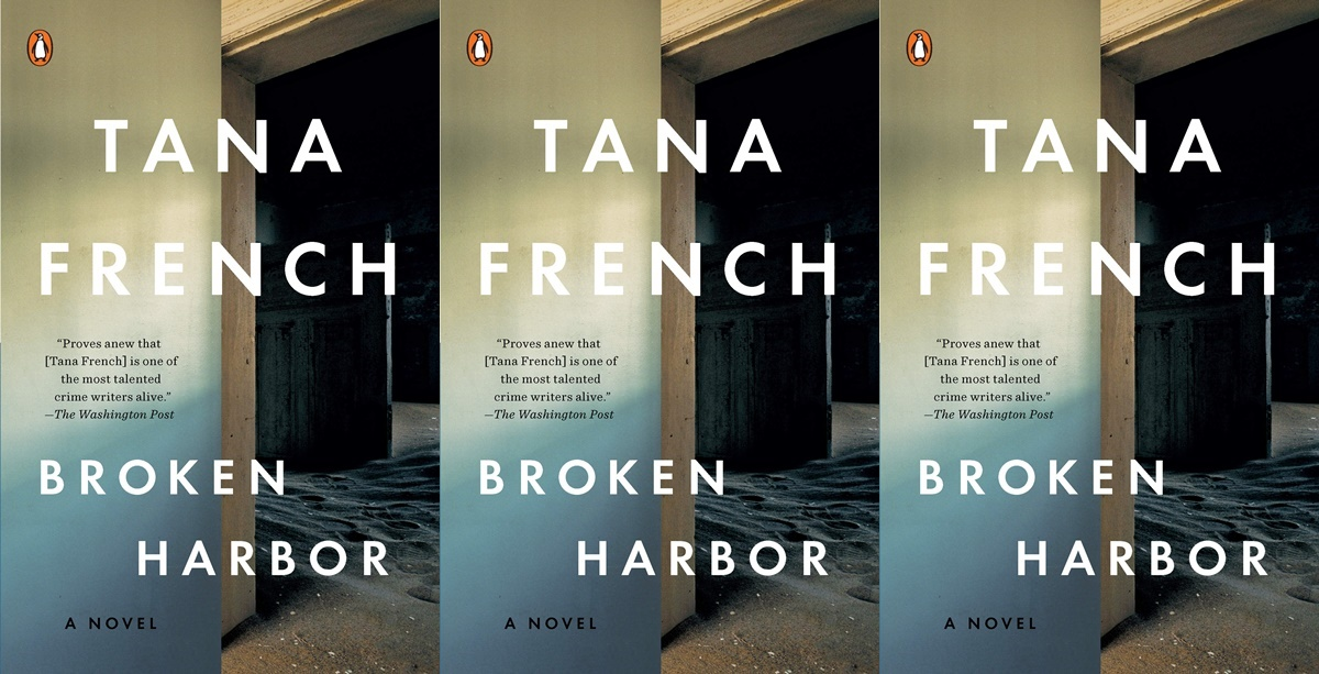 tana french's books in chronological order, broken harbor by tana french, books