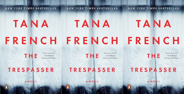 books, the tresspasser by tana french, tana french's books in chronological order