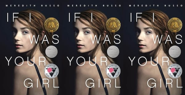 lgbt romance novels, if i was your girl by meredith russo, books