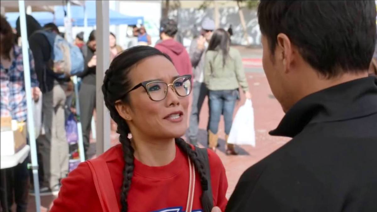 Ali Wong in Netflix's original movie, Always Be My Maybe