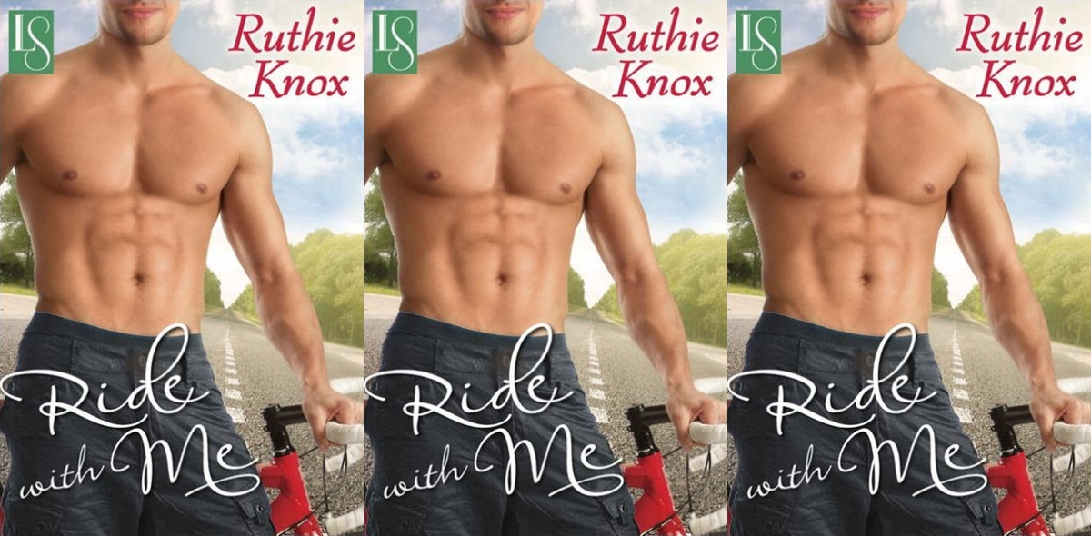 roadtrip romance novels, ride with me by ruthie knox, books