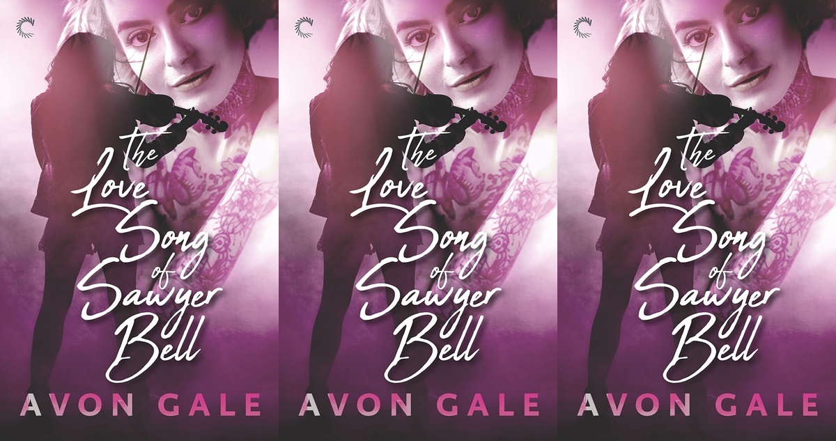 roadtrip romance novels, the love song of sawyer bell by avon gale, books