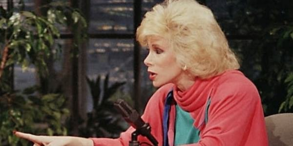 80s talk show host, tv, joan rivers, The Late Show with Joan Rivers