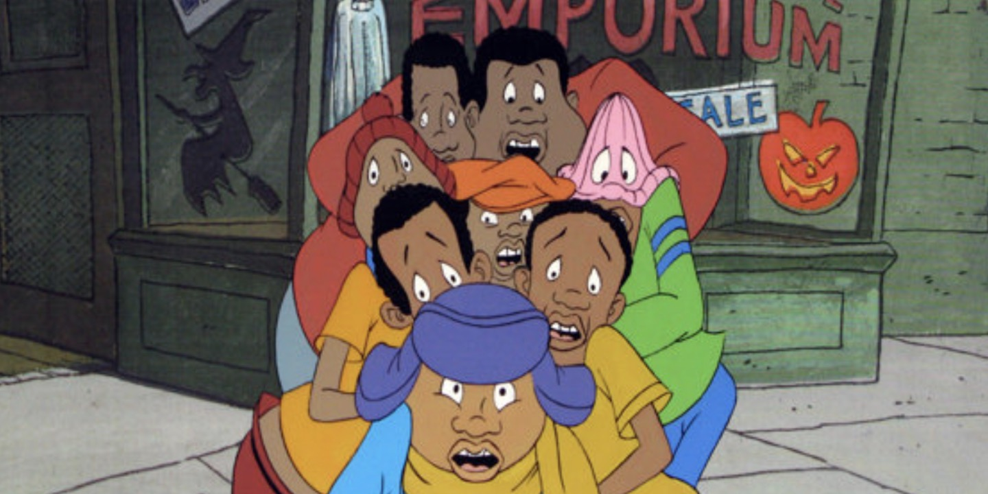 70s cartoons, tv, Fat Albert and the Cosby Kids