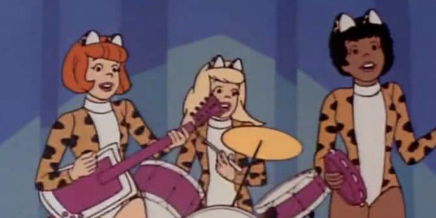 70s cartoons, tv, Josie and the Pussycats