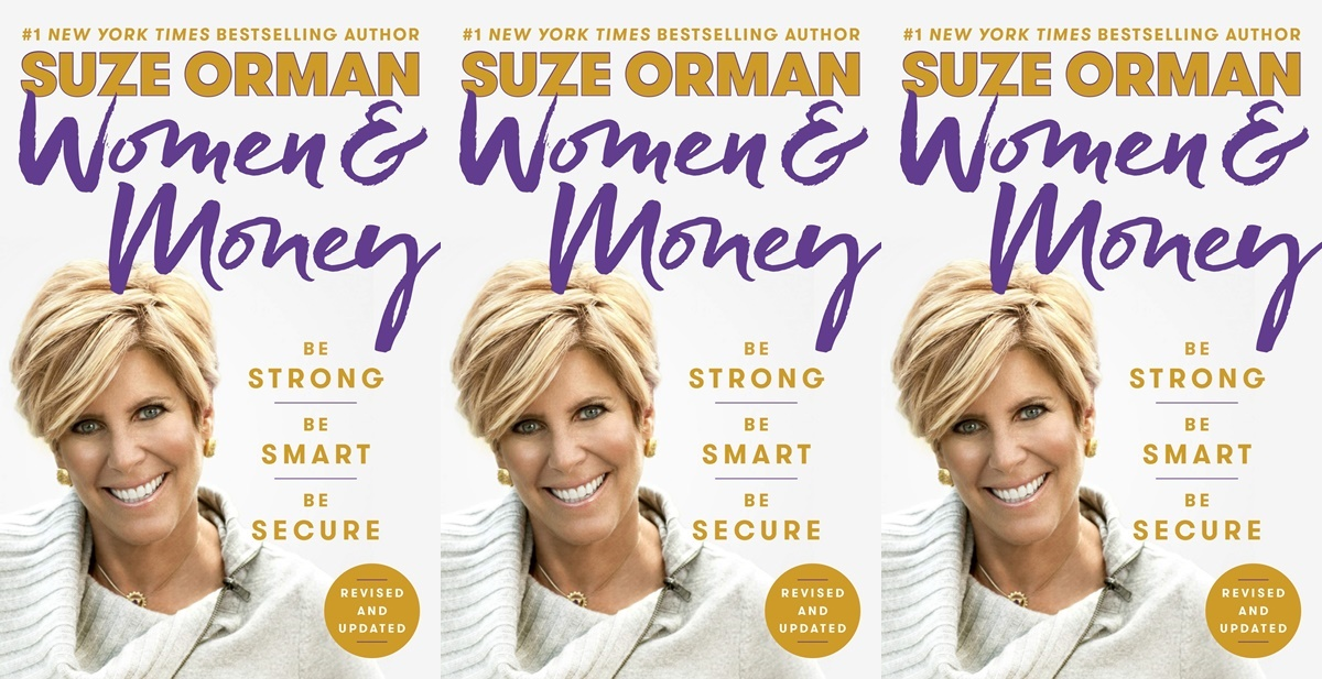 suze orman books, woman & money by suze orman, books