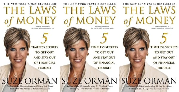 suze orman books, the laws of money, the lessons of life by suze orman, books