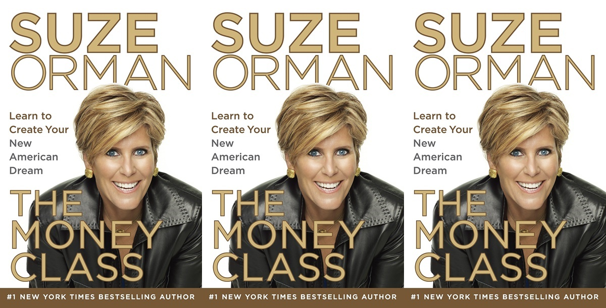 suze orman books, the money class: learn to create your new american dream by suze orman, books