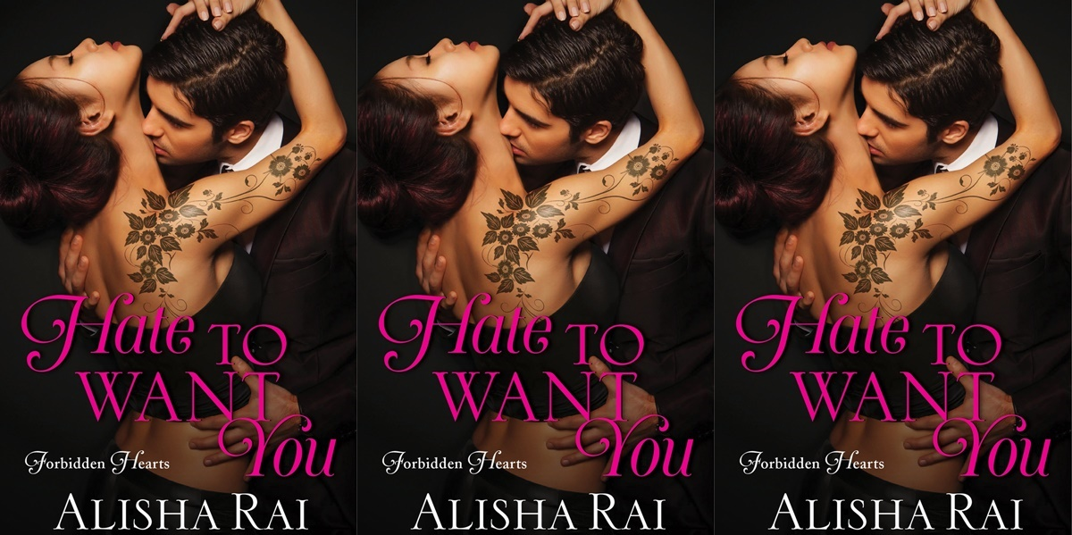 mental illness in romance novels, hate to want you by alisha rai, books