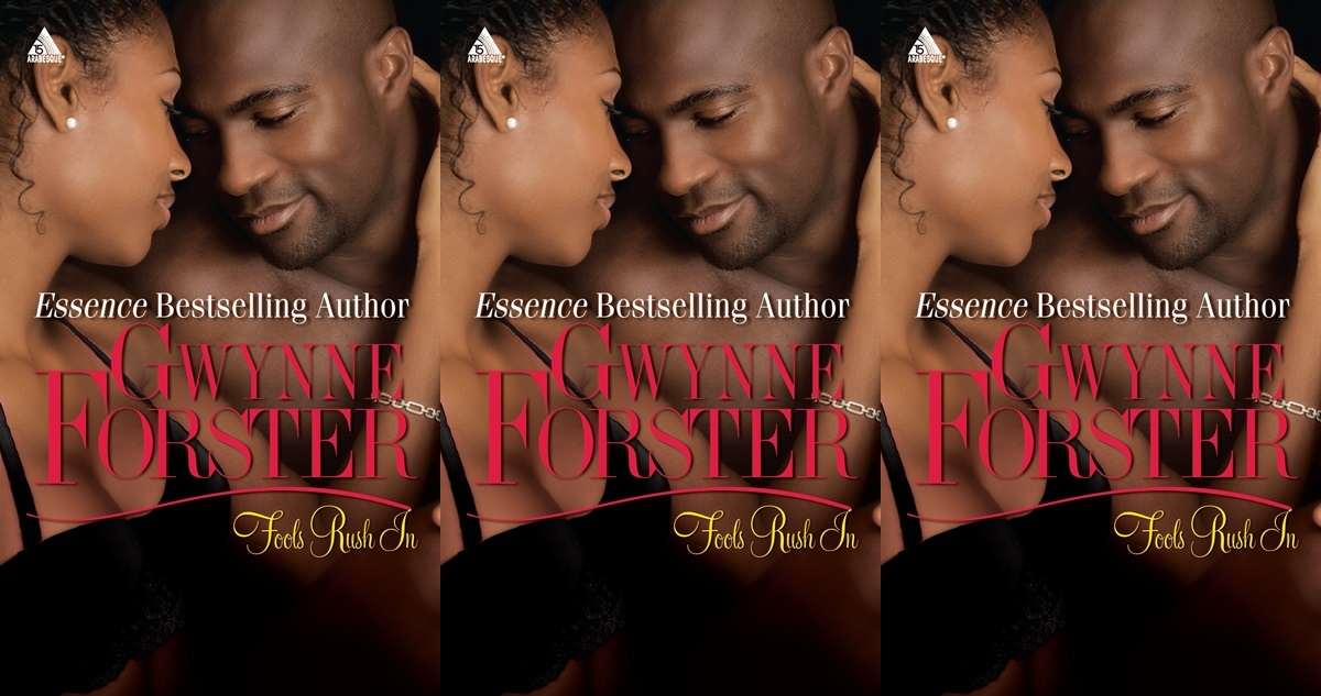 mental illness in romance novels, fools rush in by gwynne forster, books