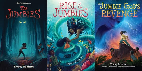 books, the jumbies series by tracey batiste, books for kids who like harry potter
