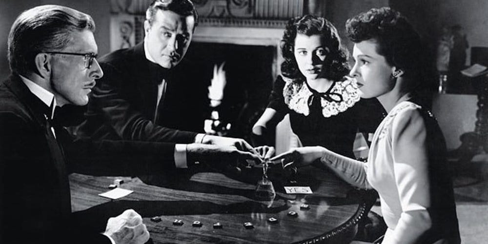 movies, the uninvited, 1944, horror