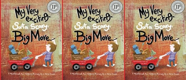 family, books, my very exciting sorta scary big move by lori attanasio woodring, books about moving