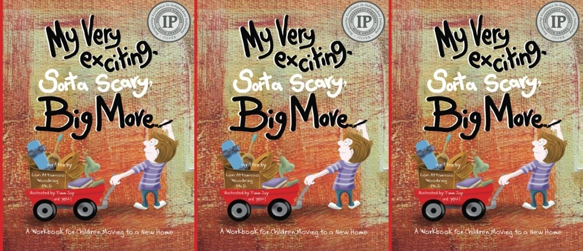 books about moving, my very exciting sorta scary big move by lori attanasio woodring, books, family